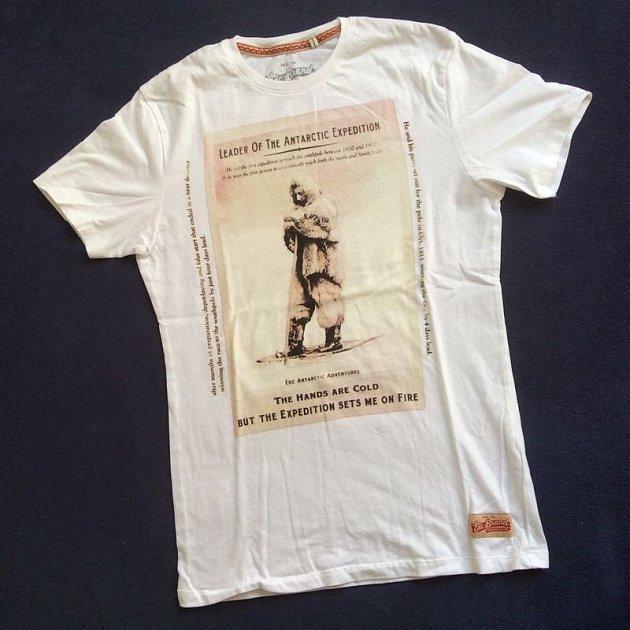 Tričko inspirací kopeře?