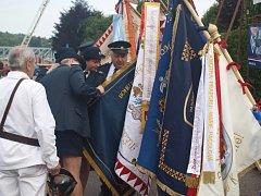 Dobrovolní hasiči v Týně nad Vltavou v sobotu spolu s kolegy z celého okresu oslavili 140. výročí založení svého sboru.