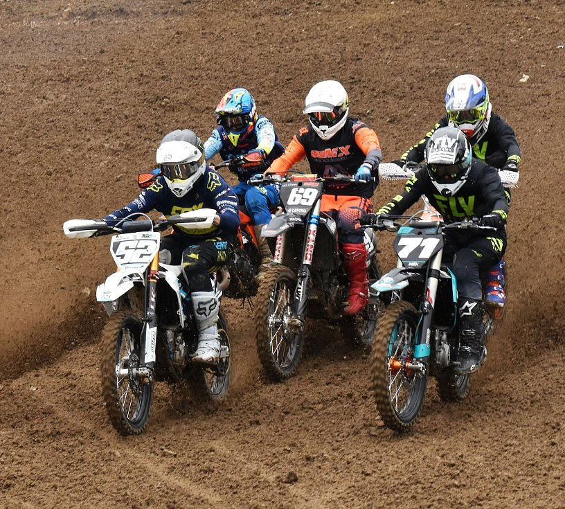 V Jiníně se stejně jako loni pojede mezinárodní mistrovství republiky v motokrosu.