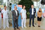 Českobudějovická nemocnice začne očkovat zdravotníky proti chřipce.