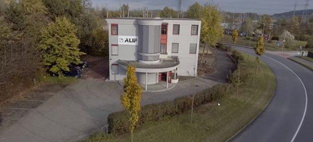 Centrum islámské obce v Linci.