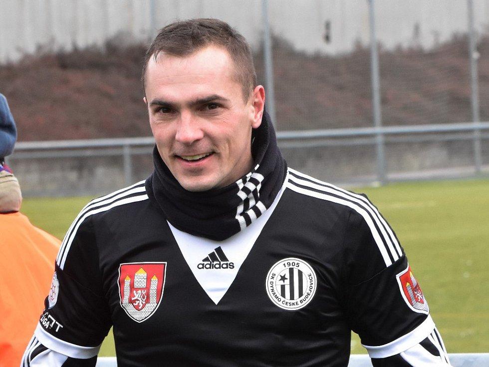 Peter Grajciar byl v přípravě s Příbramí autorem vyrovnávacího gólu Dynama.