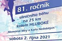 Plakát slavného závodu.