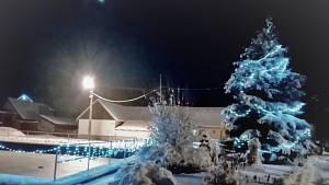 Doubravka nad Vltavou přeje hodně zdraví v novém roce
