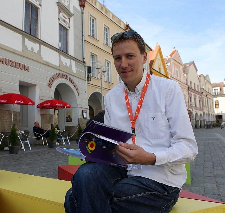 V Třeboni se koná další ročník Anifilmu.