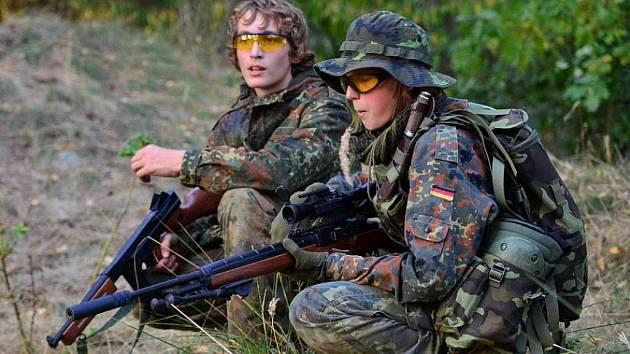 Airsoft je moderní druh vojenského sportu.
