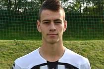 Osmnáctiletý Roman Wermke se na výhře Dynama s Jihlavou podílel jedním gólem - svým prvním ligovým.