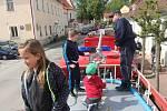 Boršovské kochání v Boršově nad Vltavou