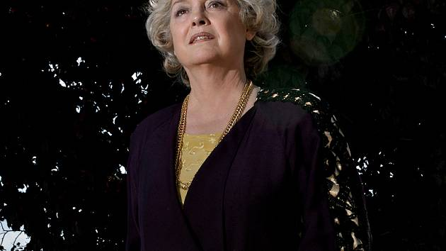 Představitelka Emy Destinnové Božidara Turzonovová přijede s výročním pořadem.
