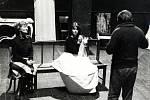 Glafira Klimnovna Glumovová ve hře I chytrák se spálí, 1978.