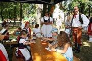 Hudbu, zábavu pro děti i slané a sladké dobroty z oblíbené kořenové zeleniny nabídl v sobotu program Slavností mrkve ve Zlivi.