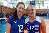 Julie Kovářová má ve finále první bod, Daniela Černá v boji o bronz ztrácí