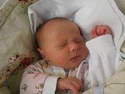Nela Pražáková přišla na svět v českobudějovické porodnici v pátek 3.4.2015 v 10 hodin a 17 minut. Po narození vážila 2,99 kg a šťastní rodiče Věra a Zbyněk Pražákovi už se moc těší, až si prvorozenou dceru odvezou domů do Šindlových Dvorů.