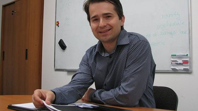 Pavel Schwarz z Českých Budějovic provozuje platební systém na internetu.