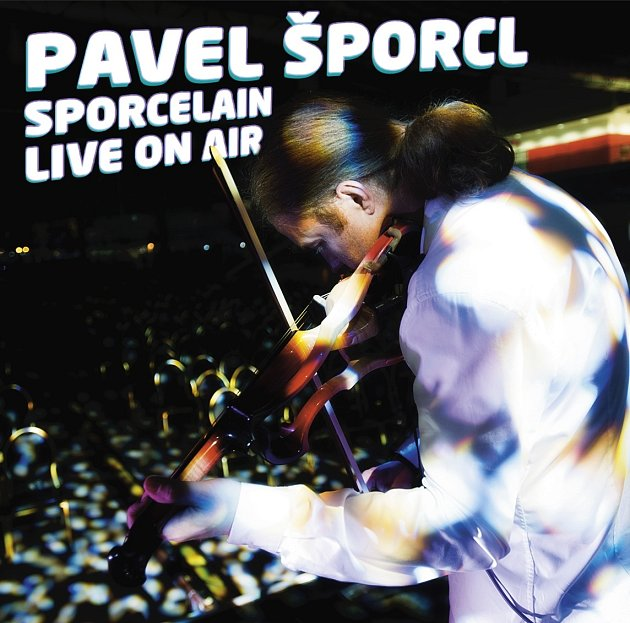 Album Pavla Šporcla Sporcelain On Air.