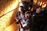 Dny evropského dědictví v Českých Budějovicích,pro návštěvníky byla zpřístupněna Velká solnice na Piaristickém náměstí kde v současné době probíhá archeologický výzkum