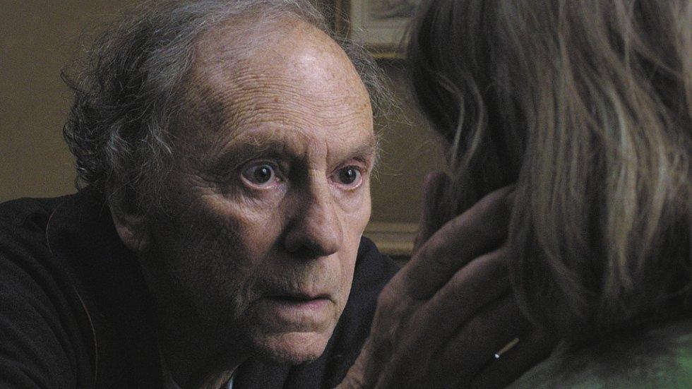 V českobudějovickém kině Kotva se od 22. do 28. listopadu uskuteční Festival francouzského filmu. Snímek z filmu Láska, promítá se 22. listopadu.