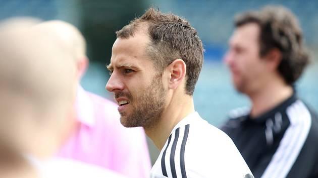 Ondřej Herzán na jaře povede fotbalisty Dynama jako kapitán.