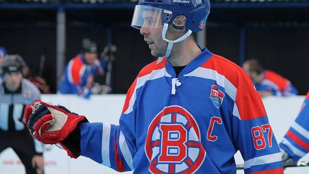 Hokejbalisté Betonovy ČB prohrávají v semifinále play off II. NHbL se Suchdolem 0:2 na zápasy.