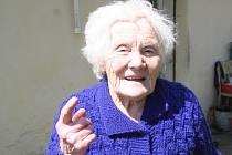 Marie Pilátová zemřela 20. ledna 2015. Na snímku je z léta 2011.