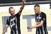 Ondřej Mihálik pečetil s Teplicemi třetím gólem výhru Dynama na 3:1.