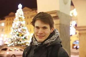 Miroslav Bartyzal z Českých Budějovic.