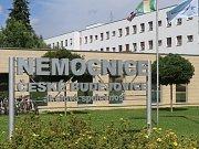 Českobudějovická nemocnice. Ilustrační foto.
