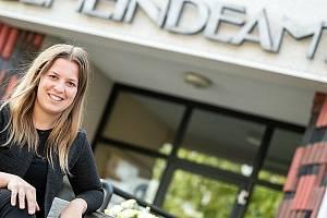 Nejmladší starostka v Rakousku Nicole Zehetner-Graslová (25 let).