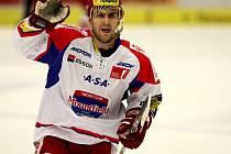 Jiří Vykoukal si porpvé v kariéře zahrál proti Spartě Praha.