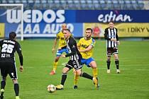 Fortuna: liga, Dynamo České Budějovice - Teplice.