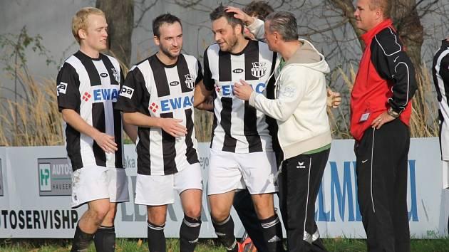 Fotbalisté Zlivi vyhráli v Nemanicích 3:2.