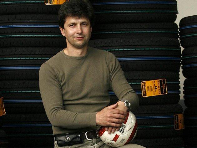 Jiří Orlíček se stal novým trenérem Bavorovic. Na jejich lavičce se poprvé objeví v Hlubocké zimní lize.