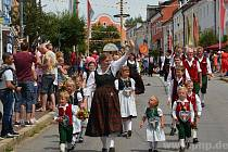 Slavnost pohraničí ve Zwieselu potrvá celý týden.