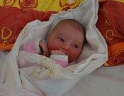 Hlinsko bude domovem Elišky Vítové. Prvorozená dcera Dany Vítové a Oldřicha Velíška se narodila 27. 11. 2018 v 18.03 h. Její porodní váha byla 3,20 kg.