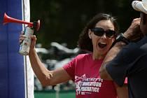 Kateřina Nash - Hanušová odstartovala minulý víkend triatlonový závod Xterry v kategorii Elite, který je jedním z nejtěžších závodů v seriálu Světového poháru a zároveň kvalifikačním kláním o účast na Iron Manu na Hawai.