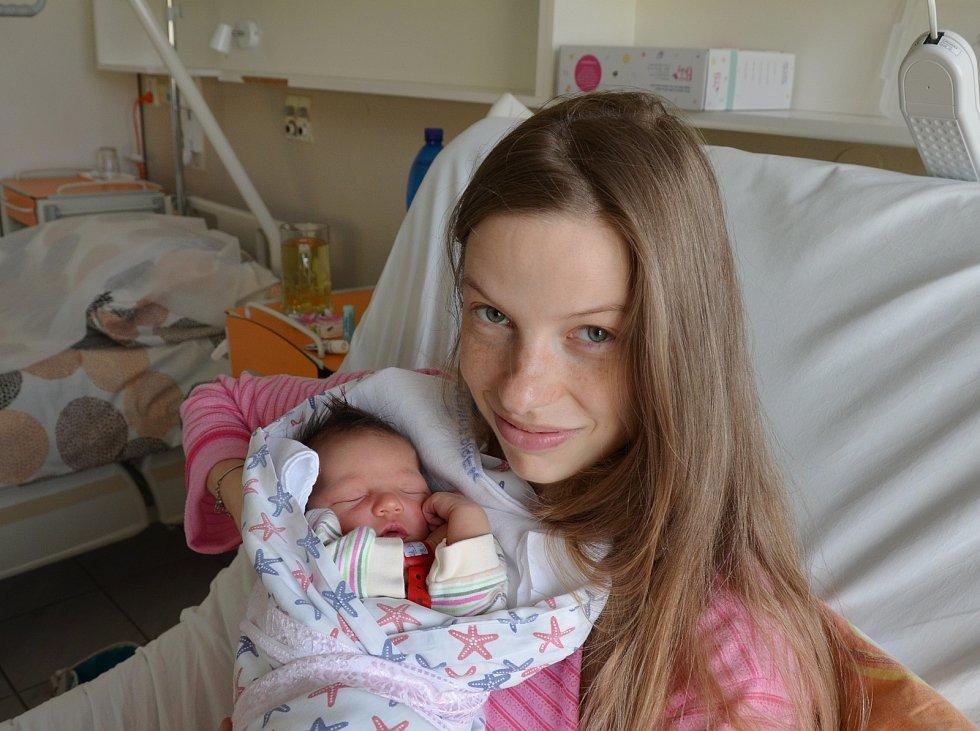 Laura Koptyšová z Písku. Prvorozená dcera Elišky Suché a Radka Koptyše se narodila 8. 4. 2021 ve 13.51 hodin. Při narození vážila 3400 g a měřila 51 cm.