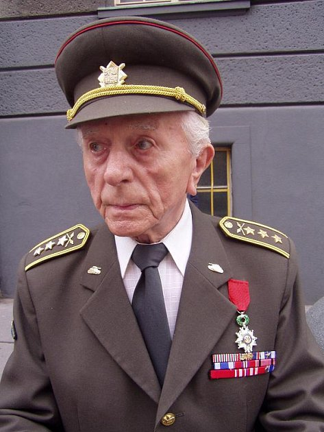 Václav Vondrák byl hrdinou od Dunkerque.