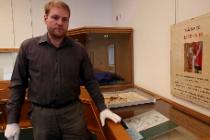Archiv připravuje výstavu lucemburských listin.