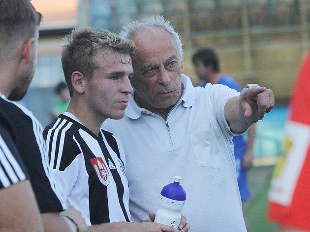 Postup je naší povinností, ví trenér Dynama František Cipro.