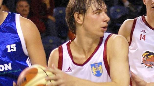 NÁVRAT. Křídlo Jan Čech sice po minulé sezoně ukončil kariéru, nyní však hlásí návrat do dresu basketbalových Lions.