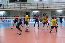 Jihostroj hrál v Tel Avivu