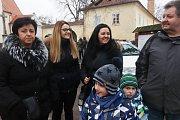 Masopust ve Střížově na Českobudějovicku