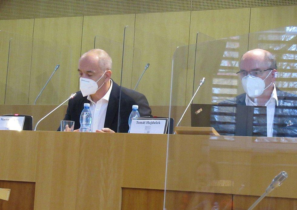 Rada kraje ve středu ráno předložila návrh rozpočtu na příští rok.