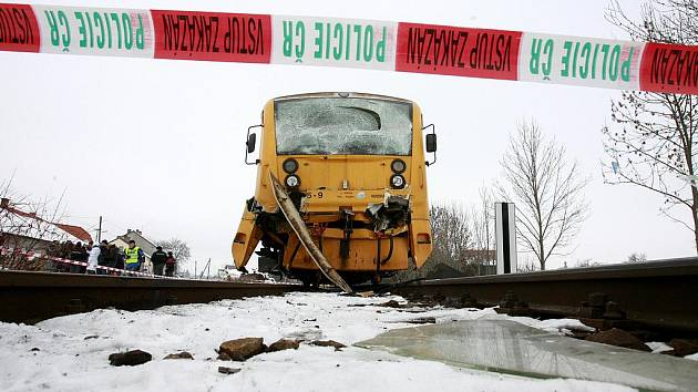 Srážka vlaků nebyla na téhle tratí první.