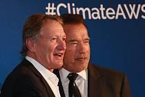 Klammer a Schwarzenegger.