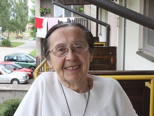 Eliška Švecová.