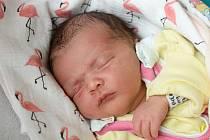 Starším bráškou je od 9. 9. 2019 8letý Zdenda z Českých Budějovic. Maminka Lenka Vokatá v tento den v 10.23 h. porodila dceru Elišku Vokatou, vážila 3,15 kg.