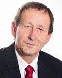 Stanislav Mrvka, předseda Okresního výkonného výboru ČSSD.