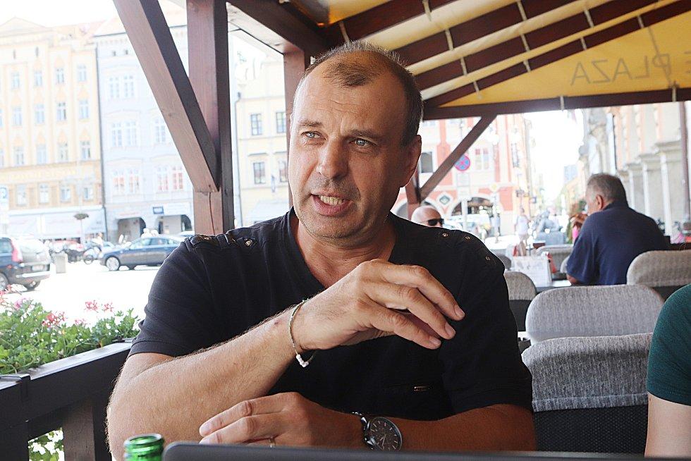 Herec Petr Rychlý