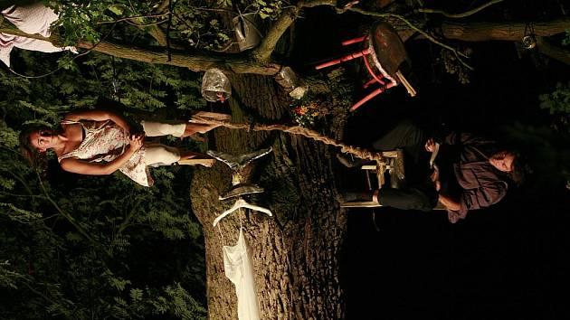 Divadelní skupina vedená Pavlem Štouračem Divadlo Continuo dokončila letošní letní projekt nesoucí název jezero Grus-grus. Měsíční zkoušky a přípravy vyvrcholí šesti veřejnými představeními na rybníku Otrhanec u Malovic. První představení začíná 18. srpna